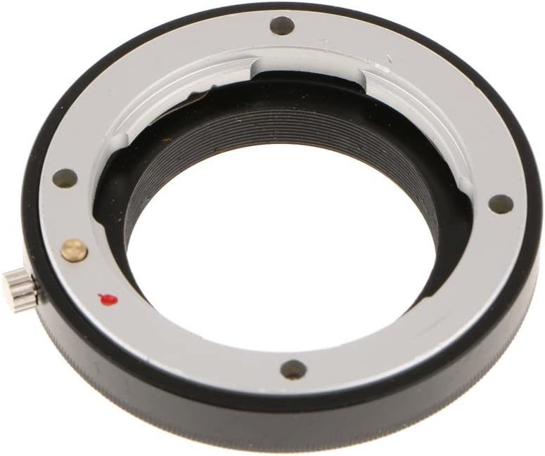 Lens Mount Adapter Ring for Leica LM to //3 Olympus /&Panasonic //3 Cameras