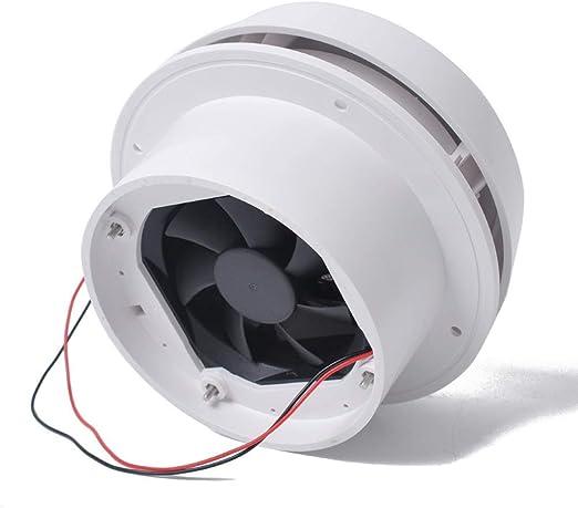 Paletur0 Escape Ventilador, 12V Techo Ventila Ventilación Techo ...