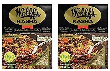 Wolffs Kasha Medium 13 ounce (Pack of 2)