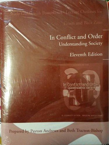 In Conflict & Order: Und& Practice Tests Pk