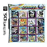 Pokemon 23 In 1 DS Video Game Card for NDS 3DS DSI