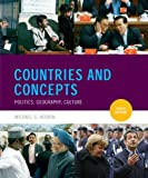 Countries and Concepts : Politics, Geography, Culture- (Value Pack W/MySearchLab), Roskin and Roskin, Michael G., 0205701140