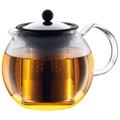 Assam 51 oz Tea Press with Stainless Steel Infuser by Bodum 1802-16