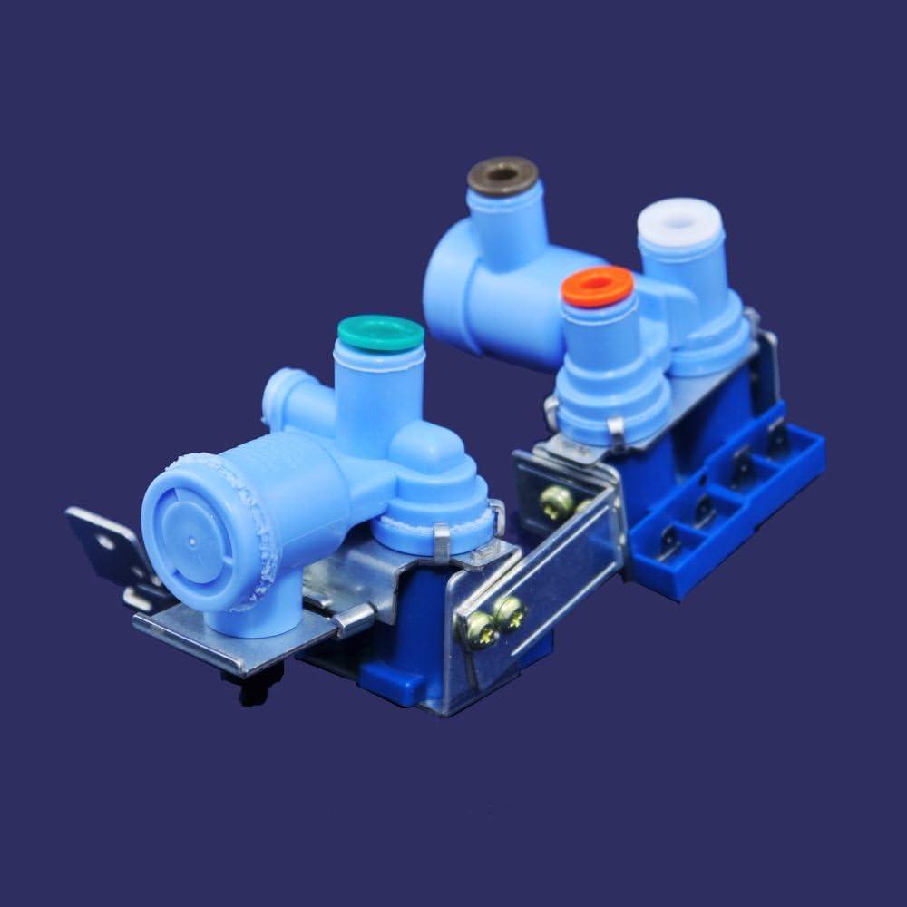 LG 5221JB2006K Refrigerator Water Inlet Valve Genuine Original Equipment Manufacturer (OEM) Part