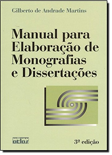 Manual Para Elaboração de Monografias e Dissertações