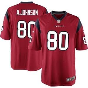 Nike Kids' Andre Johnson Houston Texans Game Jersey