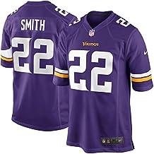 Mens Minnesota Vikings Harrison Smith Nike Purple Game Jersey (X-Large)