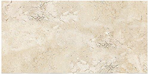 Dal-Tile T720361U Travertine Tile Baja Cream HONED 12 x 12