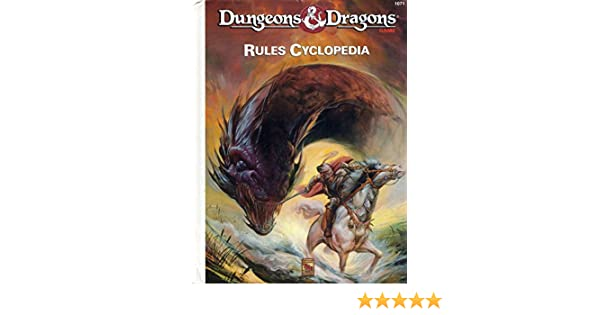 Dungeons and Dragons Rules Cyclopedia: Aaron Allston: 9781560760856