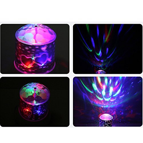 Coffled Romantic Master Projector Lamp Starry LED Night Light Bed Light for Living Room Various
