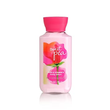 d337293d533a2 Bath & Body Works Sweet Pea Body Lotion 3 oz