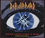 Make love like a man [Single-CD]