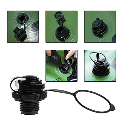 Air Valve Caps Screw For Inflatable Boat Fishing Boats