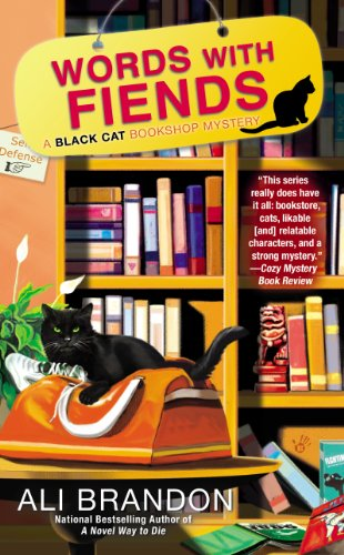Words With Fiends (A Black Cat Bookshop Mystery Book 3)
