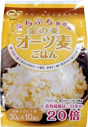 Cebada Avena Arroz 30 gx10px12 bolsas de Japón pearling Oro ...