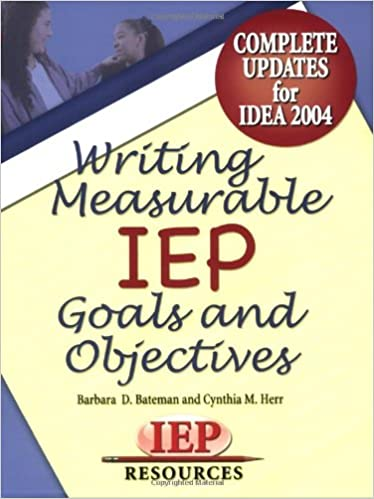 measurable counseling goals samples