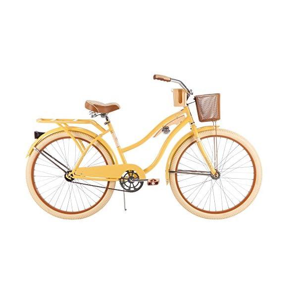 Huffy Nel Lusso Women's Cruiser Bike 26 Banana-Yellow