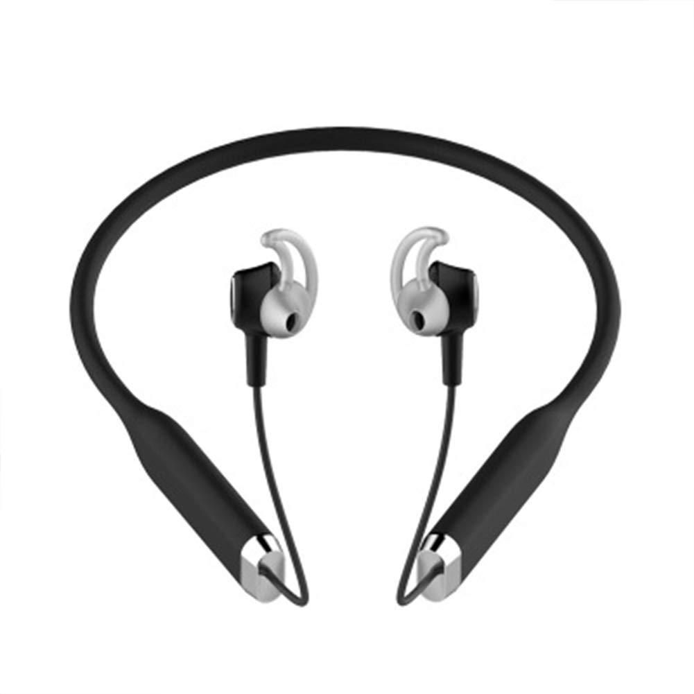 ZFLIN ワイヤレス Bluetooth ヘッドセット アクティブ ノイズリダクション ネック ハンギング ネック ランニング インイヤー スポーツ ステレオ ヘッドフォン   B07PVY74RZ
