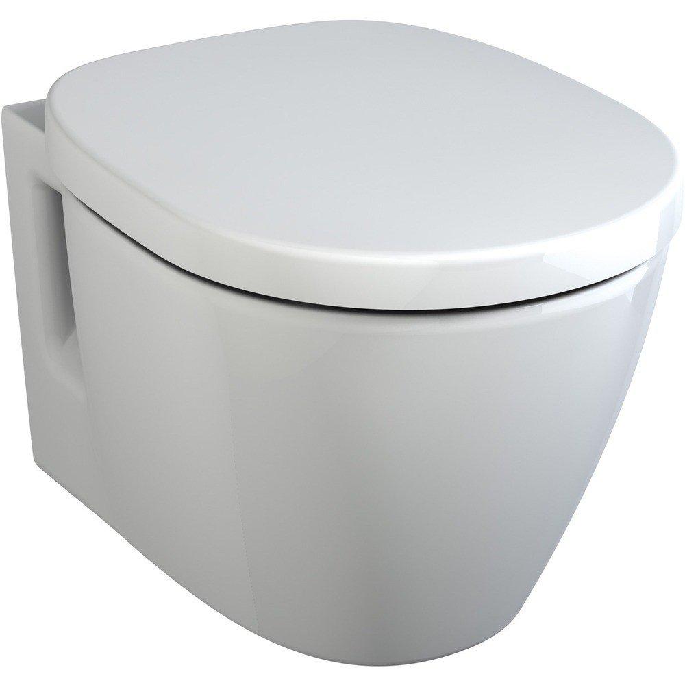 Ideal Standard Platzsparendes Tiefspül Wand-wc Connect Kompakt ... Kompakte Designer Toiletten