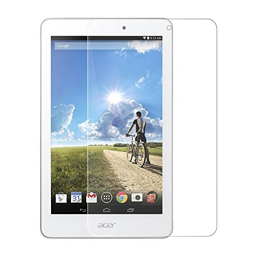 Acer Iconia Tab 8 A1-840 Tempered Glass Screen Protector,CoolDi 0.3mm Slim And 9H Hardness Bubble-Free, Anti-Fingerprint, Oil Stain&Scratch Coating for Acer Iconia Tab 8 A1-840.
