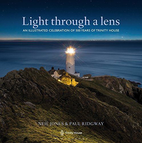 Light Through a Lens: An illustrated celebration of 500 years of Trinity - Lens Trinity