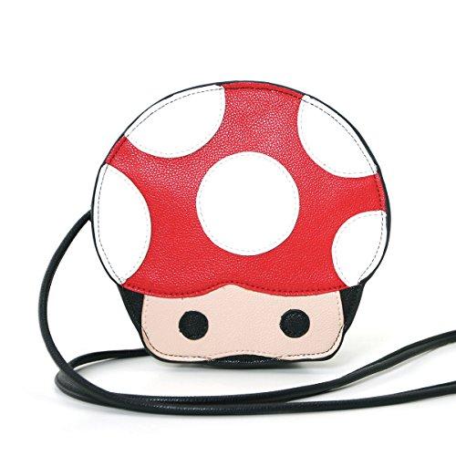 sleepyville-crtitters-adorable-mushroom-head-shoulder-crossbody-bag-multicoloured