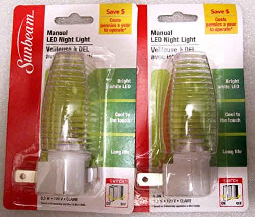 Sunbeam Led Night Light Bulb in US - 2