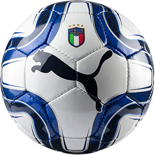 Cup Italy Champions World - PUMA World Cup Soccer Italy Licensed AccessoriesOfficial License Supplier of Replica and On-Pitch Merch, Team Power Blue-Peacoat, 5