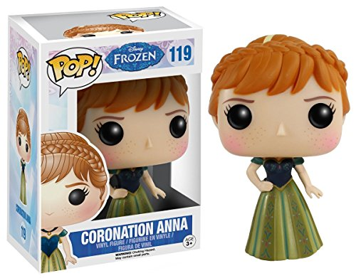 Toy - POP - Vinyl Figure - Frozen - Series 2 - Coronation Anna (Disney)