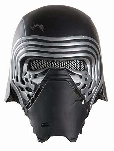 Star Wars: The Force Awakens Adult Kylo Ren Half Helmet]()