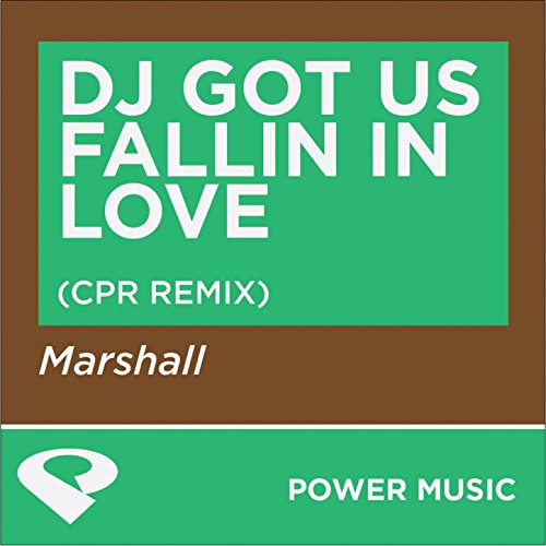 DJ Got Us Falling in Love (Cpr Remix Radio Edit) (Dj Got Us Falling In Love Remix)