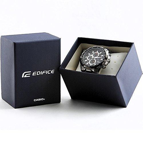 Buy Casio Edifice Chronograph Multi Color Dial Men S Watch Ef 539d