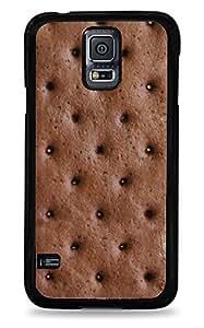 2008 Ice Cream Sandwich Iphone 5/5S ilicone Case - Black