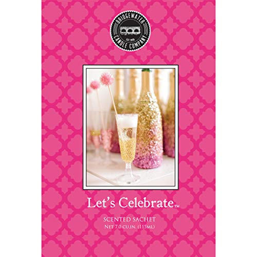 Bridgewater Candle Scented Sachet - Let's Celebrate