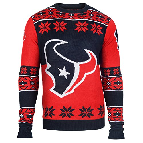 Houston Texans Christmas Sweater Texans Holiday Sweater