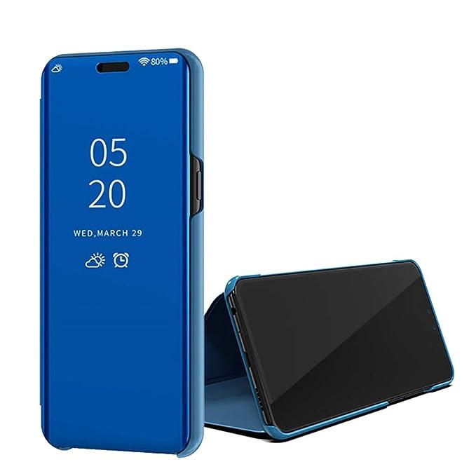 Funda para Samsung Galaxy S10 Suave Duro Carcasa Espejo ...