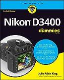 Nikon D3400 For Dummies (For Dummies (Computer/Tech))