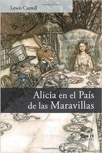 Mejor descargador de libros Alicia en el País de las Maravillas PDF DJVU FB2