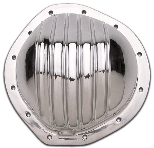 (Trans-Dapt 4826 Fully Polished 12 Bolt Differential Cover)