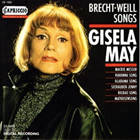 und Fall der Stadt Mahagonny: Alabama Song: Gisela May: MP3 Downloads