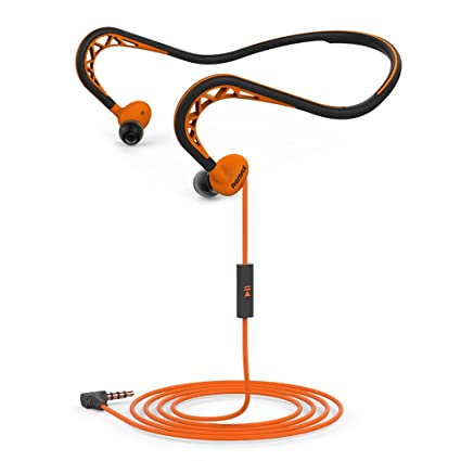 8ca38a810b8 Remax Neckband Sports Earbud, Workout Earphone with Microphone, Stereo  Headset with Noise Isolating,