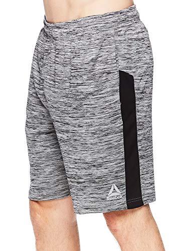 73e5b51e653 Reebok Men s Drawstring Shorts - Athletic Running   Workout Short ...