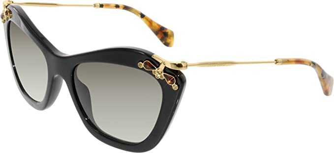 1ad89d3eab42 Amazon.com  MIU MIU NOIR SUNGLASSES  Miu Miu  Sports   Outdoors