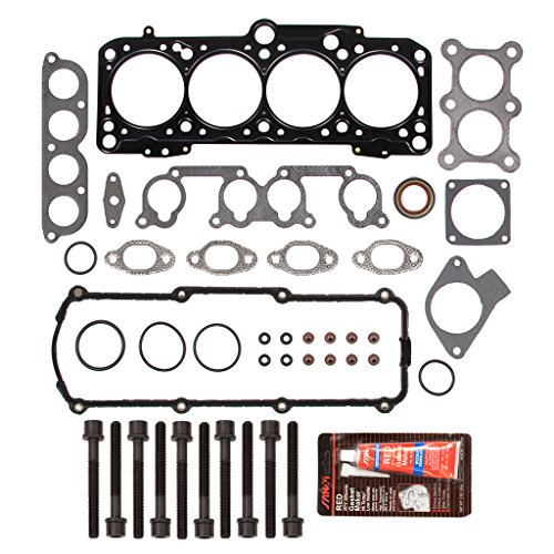 (Evergreen HSHB9021 Cylinder Head Gasket Set Head Bolt)