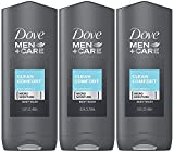 Dove Men + Care Body & Face Wash, Clean Comfort