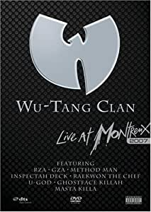 Wu Tang Clan: Live at Montreux 2007