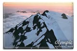 Olympic National Park - Mount Olympus at Sunrise (12x18 Aluminum Wall Sign, Wall Decor Ready to Hang) offers