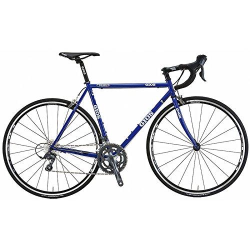 GIOS(ジオス) ロードバイク FENICE GIOS-BLUE 450mm B076BRGZHF
