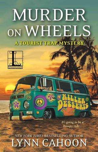 Murder Wheels Tourist Trap Mysteries product image