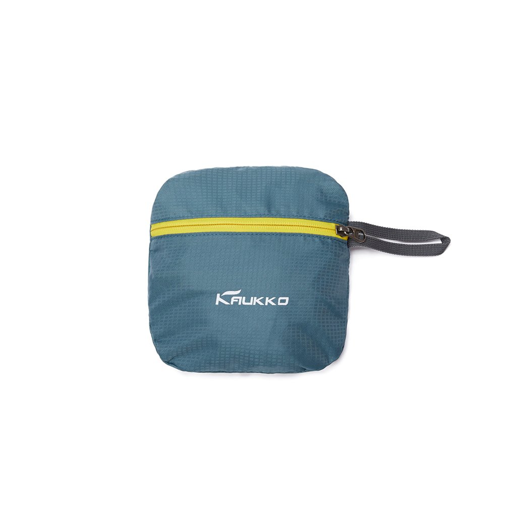 KAUKKO Laptop Outdoor Backpack, Travel Hiking& Camping Rucksack Pack, Casual Large College School Daypack, Shoulder Book Bags Back Fits 15'' Laptop & Tablets (01GREEN) by KAUKKO (Image #7)
